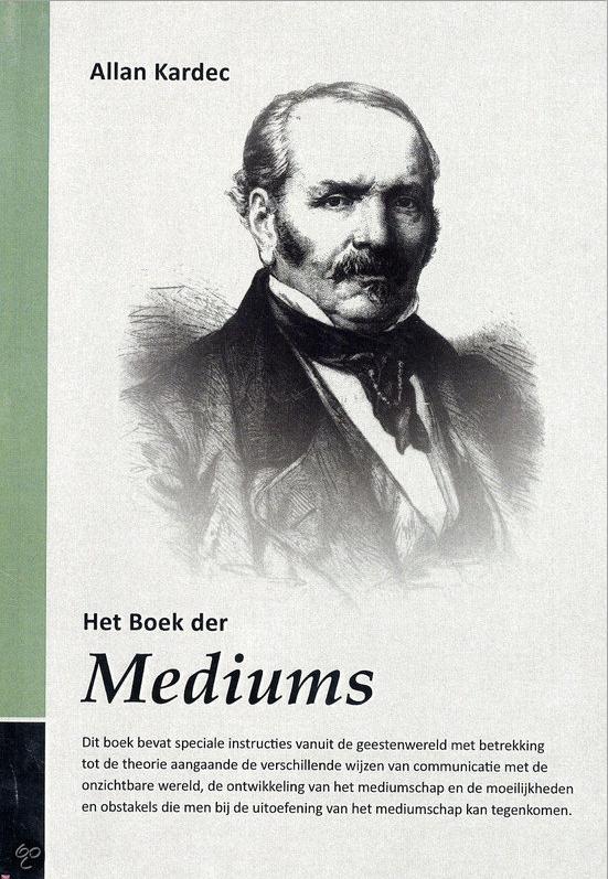 Het Boek der Mediums